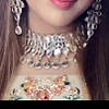 Jannat Mirza Jewelry set
